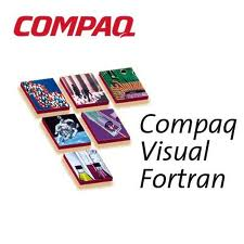 compaq visual fortran 6.6